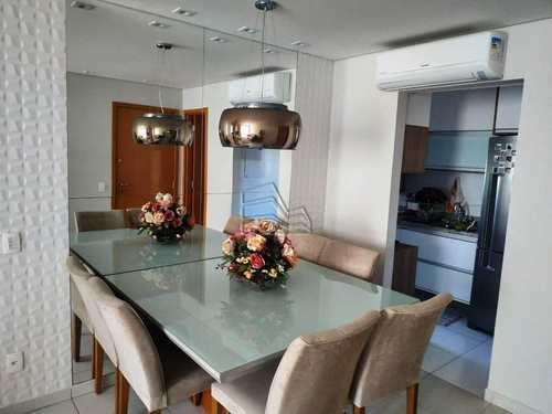 Apartamento, código 1245 em Santos, bairro Gonzaga