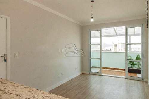 Apartamento, código 1247 em Santos, bairro Boqueirão