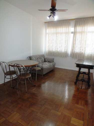 Apartamento, código 1258 em Santos, bairro Boqueirão