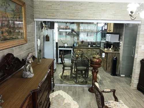 Apartamento, código 1264 em Santos, bairro Pompéia