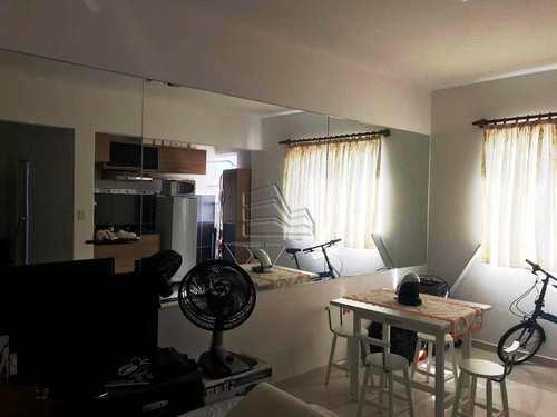 Apartamento, código 1265 em Santos, bairro José Menino