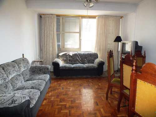 Apartamento, código 1269 em Santos, bairro Aparecida