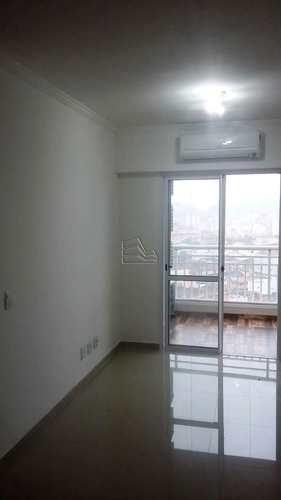 Apartamento, código 1271 em Santos, bairro Marapé
