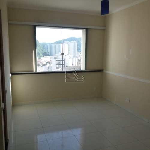 Apartamento, código 1275 em Santos, bairro José Menino