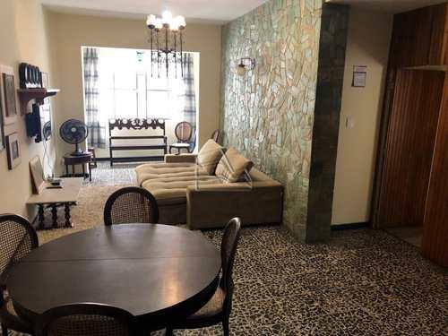 Apartamento, código 1282 em Santos, bairro Boqueirão