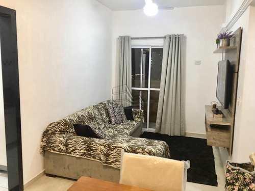 Apartamento, código 1288 em Santos, bairro Campo Grande