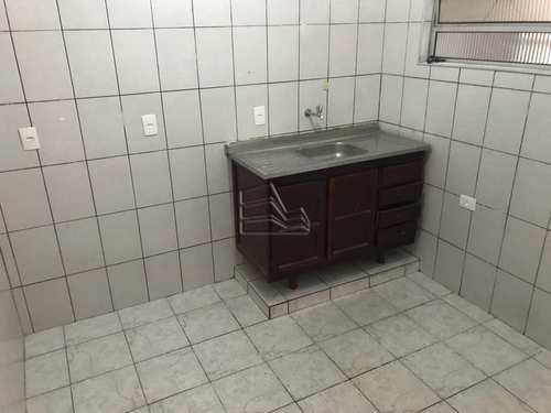 Apartamento, código 1293 em Santos, bairro Macuco