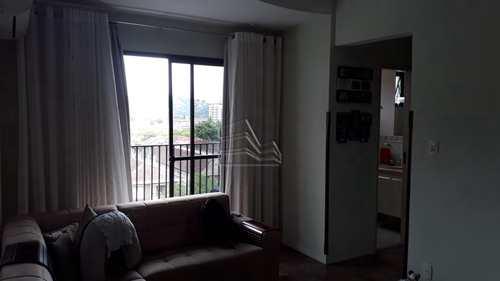 Apartamento, código 1297 em Santos, bairro Marapé