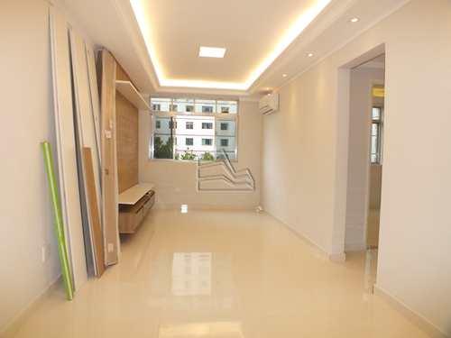 Apartamento, código 1310 em Santos, bairro José Menino