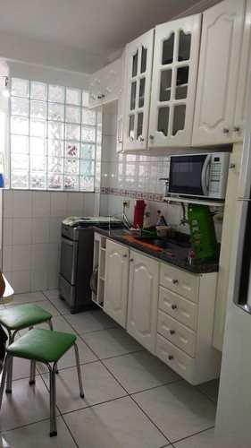 Apartamento, código 1323 em Santos, bairro Estuário