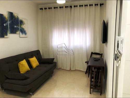 Apartamento, código 1324 em Santos, bairro Gonzaga