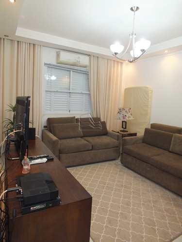 Apartamento, código 1327 em Santos, bairro Ponta da Praia