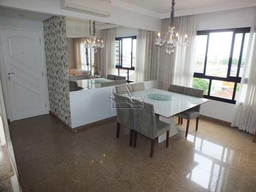 Apartamento, código 1333 em Santos, bairro Boqueirão