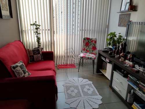 Apartamento, código 1334 em Santos, bairro José Menino