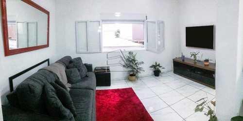Apartamento, código 1338 em Santos, bairro Pompéia