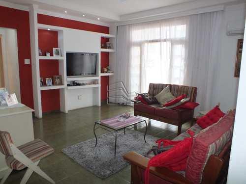 Apartamento, código 1342 em São Vicente, bairro Itararé