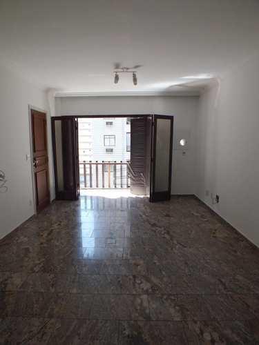 Apartamento, código 1352 em Santos, bairro Pompéia