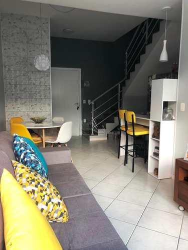 Apartamento, código 1366 em Santos, bairro Gonzaga