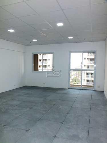 Sala Comercial, código 1370 em Santos, bairro Vila Mathias