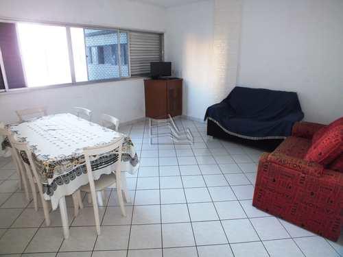 Apartamento, código 1378 em São Vicente, bairro Itararé