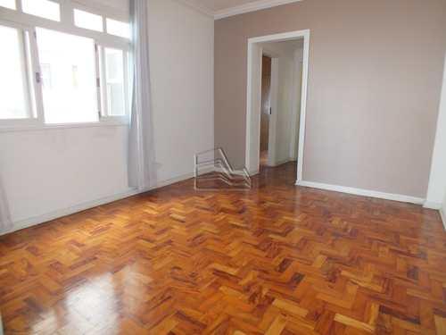 Apartamento, código 1379 em Santos, bairro José Menino