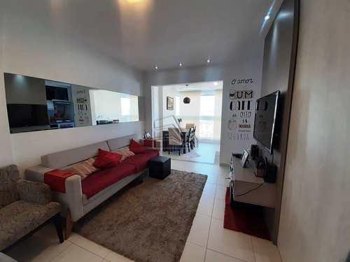 Apartamento, código 1402 em Santos, bairro Pompéia