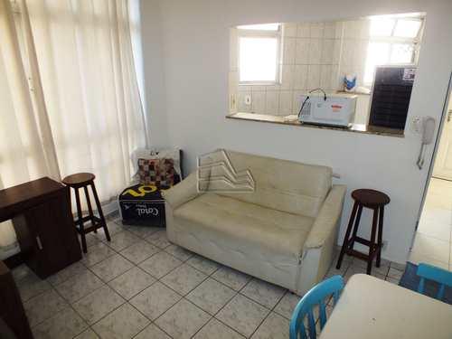 Apartamento, código 1404 em São Vicente, bairro Itararé