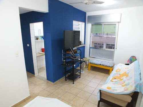 Apartamento, código 1416 em Santos, bairro Aparecida