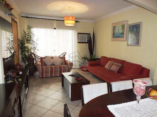 Apartamento, código 1419 em Santos, bairro Pompéia