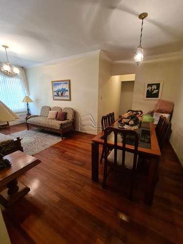 Apartamento, código 1424 em Santos, bairro Pompéia