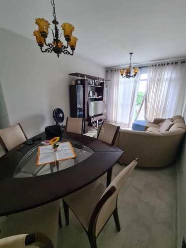 Apartamento, código 1433 em Santos, bairro Embaré