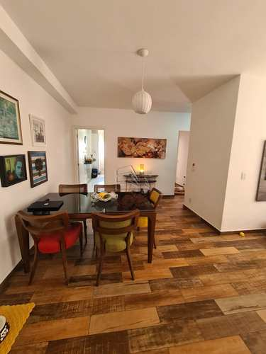 Apartamento, código 1439 em Santos, bairro Marapé