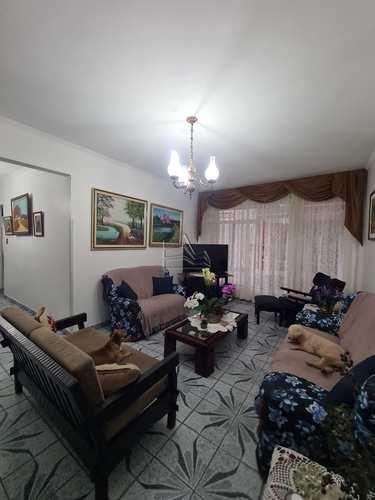 Apartamento, código 1440 em Santos, bairro José Menino