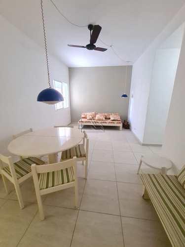Apartamento, código 1455 em Santos, bairro José Menino