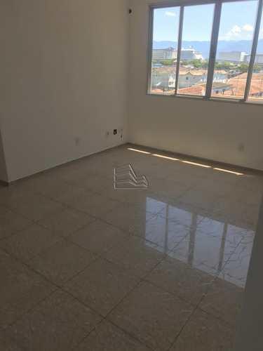 Apartamento, código 1457 em Santos, bairro Embaré