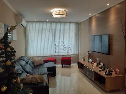 Apartamento, código 1473 em Santos, bairro Marapé