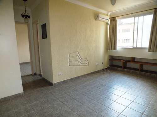 Apartamento, código 1478 em Santos, bairro Boqueirão