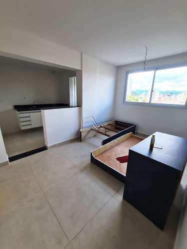 Apartamento, código 1480 em Santos, bairro Marapé