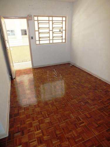 Apartamento, código 1481 em São Vicente, bairro Itararé