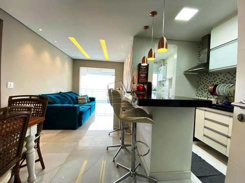Apartamento, código 1486 em Santos, bairro José Menino