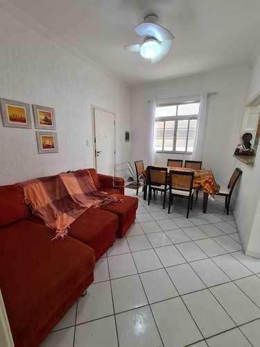 Apartamento, código 1495 em Santos, bairro Boqueirão