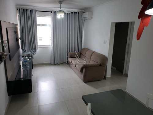 Apartamento, código 1519 em Santos, bairro José Menino