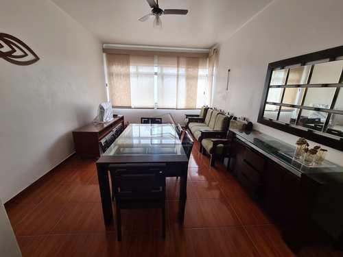 Apartamento, código 1522 em Santos, bairro Gonzaga