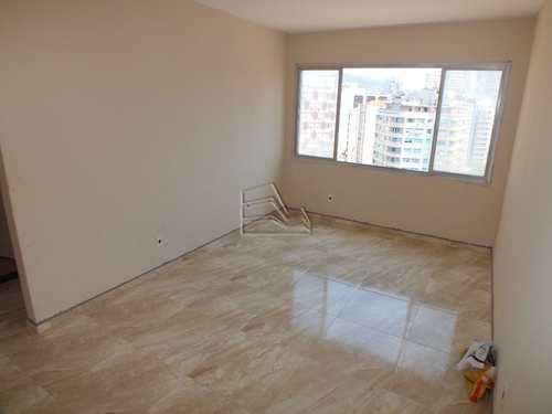 Apartamento, código 1527 em Santos, bairro Gonzaga