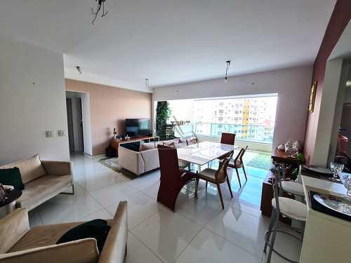 Apartamento, código 1530 em Santos, bairro Campo Grande