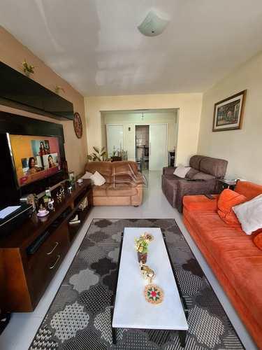 Apartamento, código 1550 em Santos, bairro José Menino