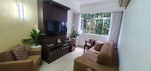 Apartamento, código 1551 em Santos, bairro José Menino