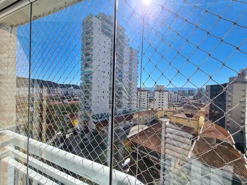 Apartamento, código 1589 em Santos, bairro Gonzaga