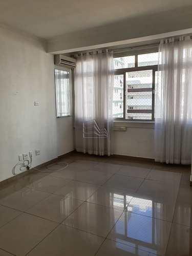Apartamento, código 1591 em Santos, bairro José Menino