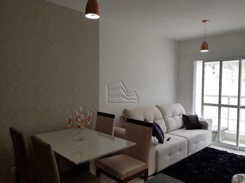 Apartamento, código 1599 em Santos, bairro Vila Mathias